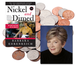 Barbara Ehrenreich: Nickel and Dimed