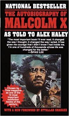 Malcom X: The Autobiography of MalcomX