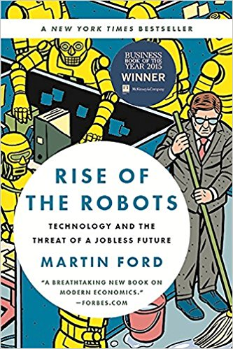 Martin Ford: Rise of the Robots